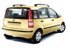 Fiat Panda mini car 5dr or similar