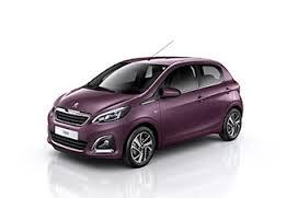 Peugeot 108  airco  5dr 1.1L or similar