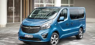 Opel Vivaro 9seater diesel