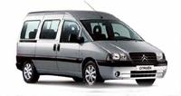 Fiat Scudo 9seater or similar