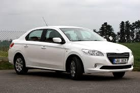 PEUGEOT 301  family  sedan or Corolla or Avensis