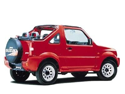 Jimny Jeep Cabrio