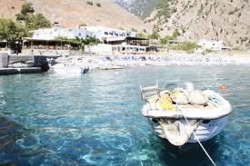 Sfakia Chania village