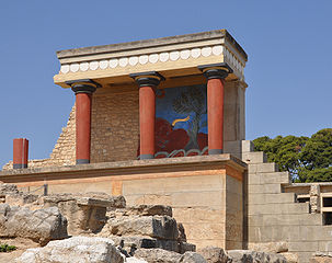 Knossos Palace Heraklion Minoan civilization