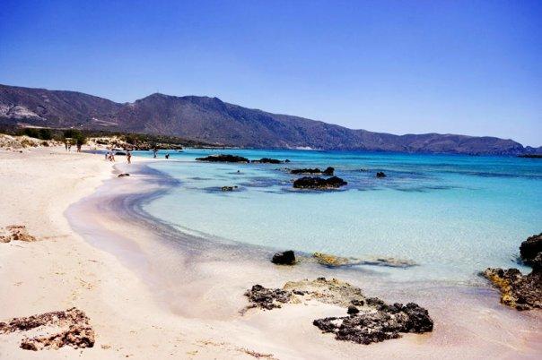 elafonisi paradise Cretan place